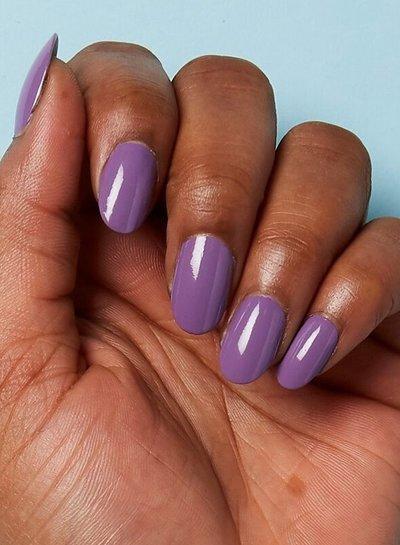 Makeup Revolution High Gloss Nail Polish Grape