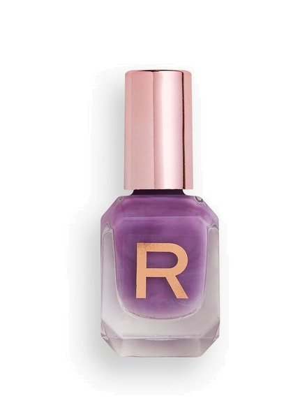 Makeup Revolution High Gloss Nail Polish Grape