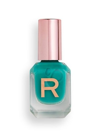 Makeup Revolution High Gloss Nail Polish Jade