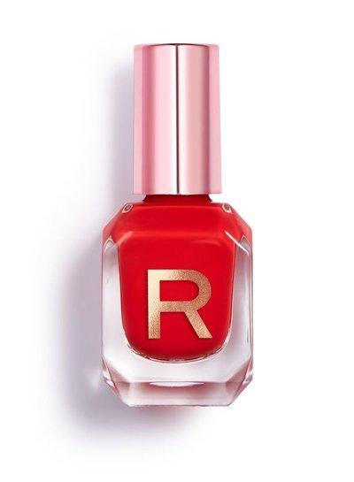 Makeup Revolution High Gloss Nail Polish Rush