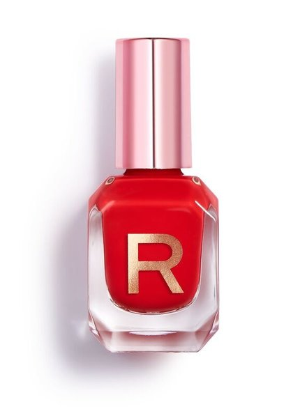 Makeup Revolution High Gloss Nail Polish Rush