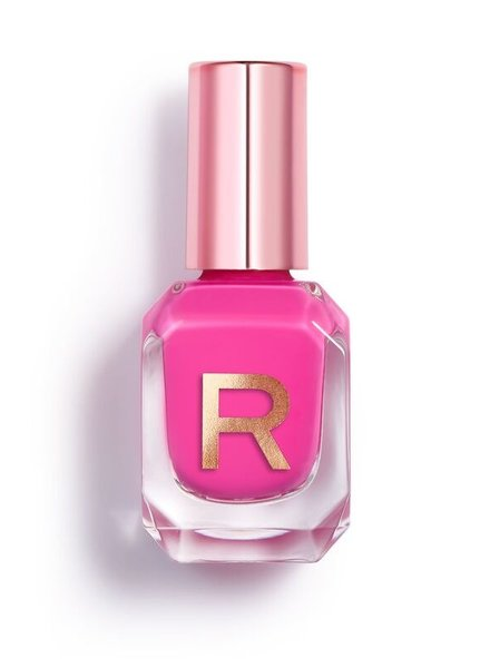 Makeup Revolution High Gloss Nail Polish Sassy