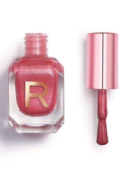 Makeup Revolution High Gloss Nail Polish Satin