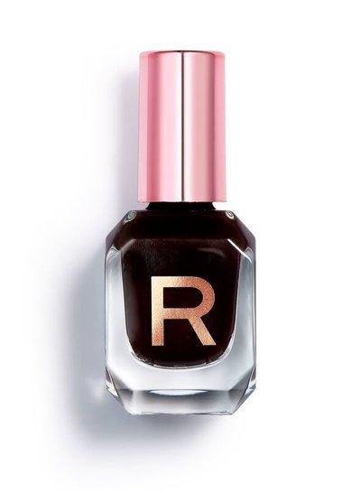 Makeup Revolution High Gloss Nail Polish Villain