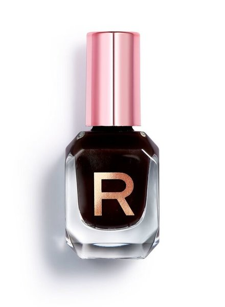 Makeup Revolution High Gloss Nail Polish Villain