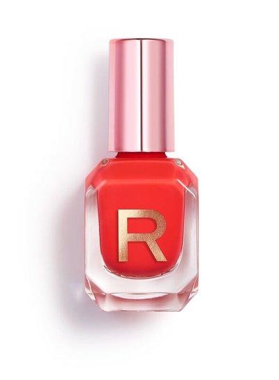 Makeup Revolution High Gloss Nail Polish Zest