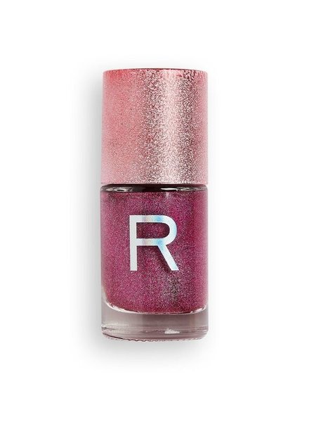 Makeup Revolution Holographic Nail Polish Orbit