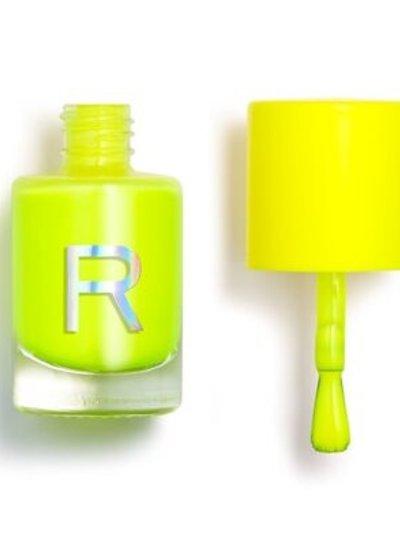Makeup Revolution Neon Nail Polish Zesty