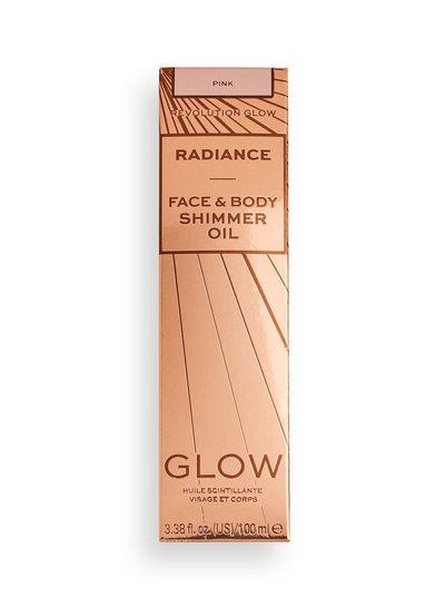 Makeup Revolution Glow Radiance Shimmer Oil