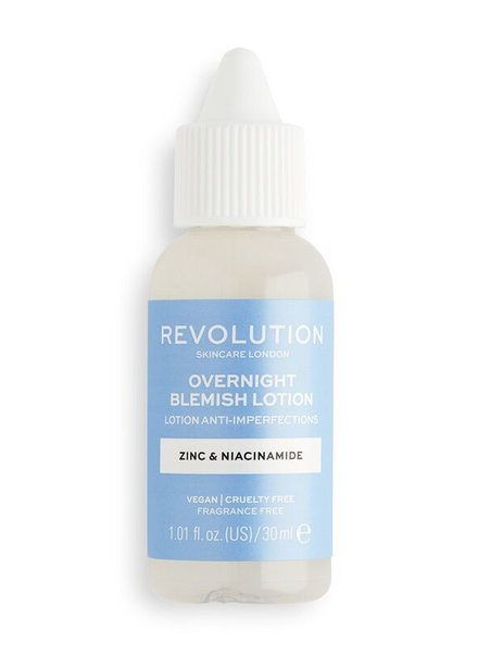 Revolution Beauty London Revolution Skincare - Overnight Blemish Lotion