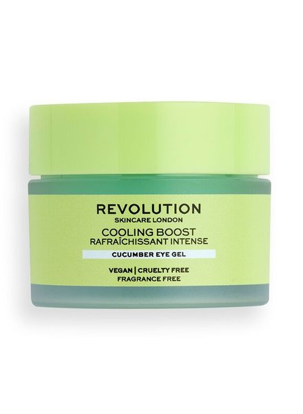 Revolution Beauty London Revolution Skincare - Cooling Cucumber Eye Gel
