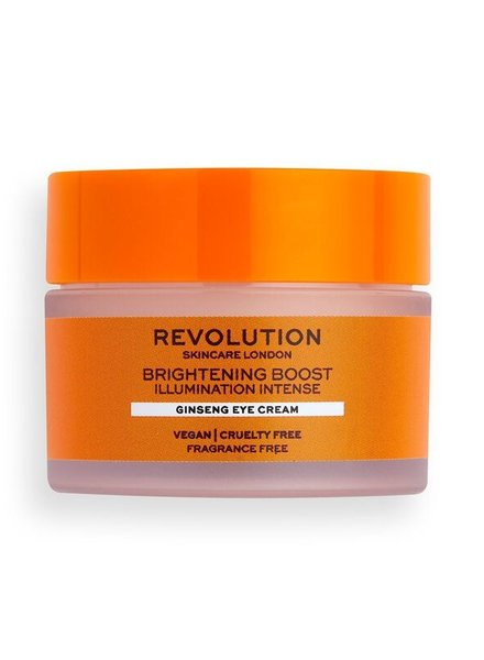 Revolution Beauty London Revolution Skincare - Brightening Ginseng Eye Cream