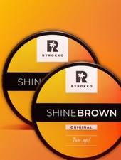 BYROKKO BYROKKO - Shine Brown Double Pack 2x190ml