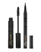 Lilly Lashes Lilly Lashes - Triple X Mascara & Power Liner Combo