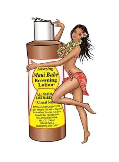 Maui Babe Original Browning Lotion 236ml