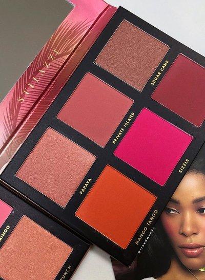 Stilazzi Cosmetics Barbados Blush Palette