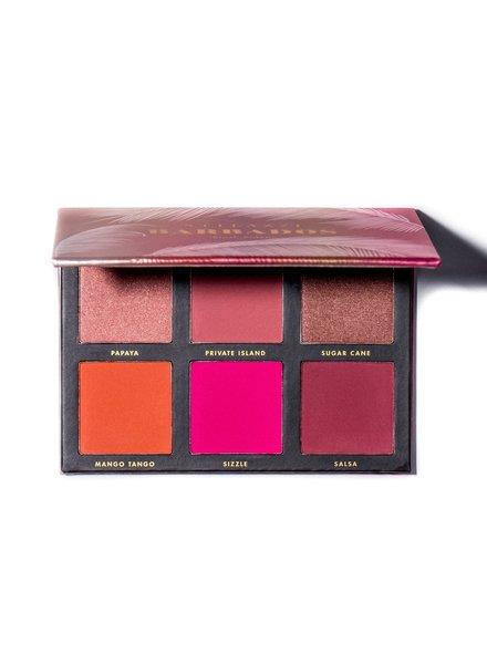 Stilazzi Cosmetics Stilazzi Cosmetics - Barbados Blush Palette