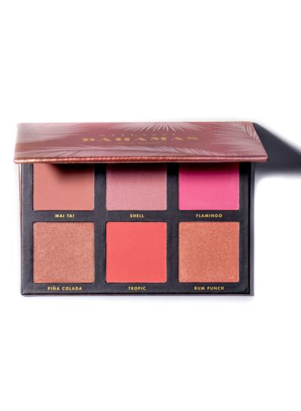 Stilazzi Cosmetics Stilazzi Cosmetics - Bahamas Blush Palette