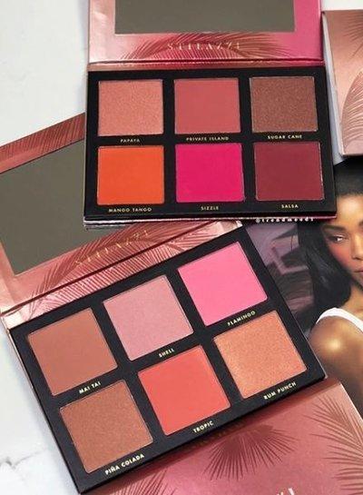Stilazzi Cosmetics Bahamas Blush Palette