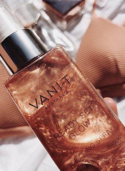 VANI-T Australia Ready Set Glow Spray