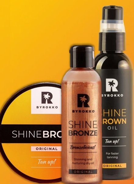 BYROKKO BYROKKO - The Shine Brown Mega Pack