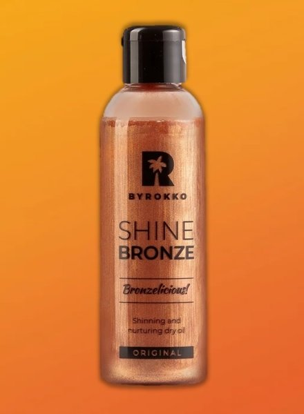 BYROKKO BYROKKO - Shine Bronze Body Glow Oil