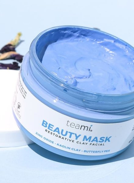 teami Beauty Mask - Restorative Clay Facial