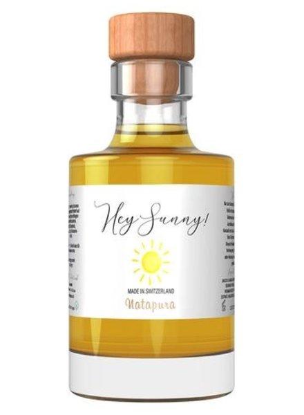 Natapura HeySunny ! (huile de carotte biologique)