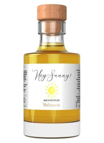 Natapura HeySunny! (organic carrot oil)