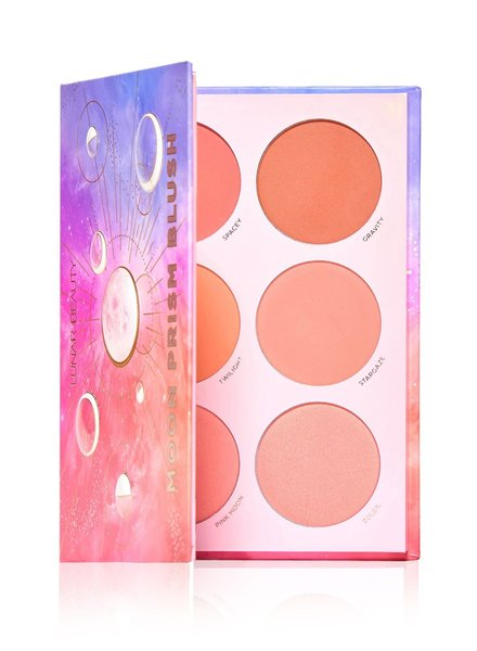 Lunar Beauty Lunar Beauty Moon Prism Blush Palette