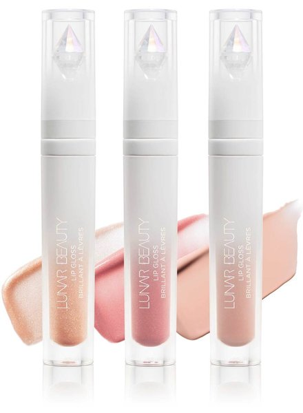 Lunar Beauty Lunar Beauty - Moon Prism Lip Gloss Bundle