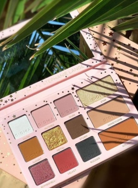 Sigma Beauty® Sigma Beauty - The Essentials Palette
