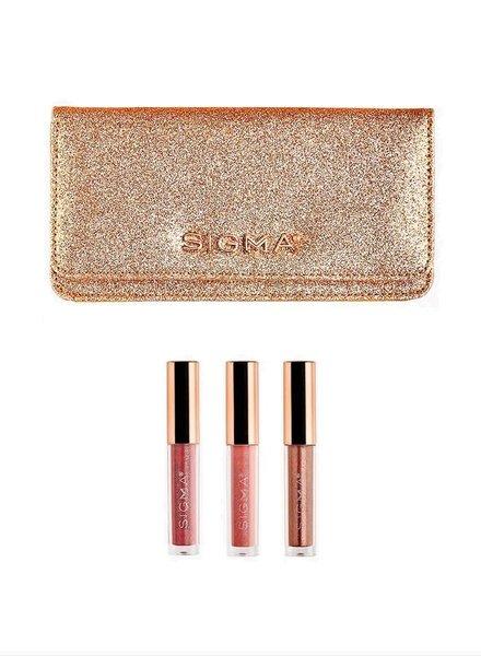Sigma Beauty® Sigma Beauty - Beloved Mini Lipset