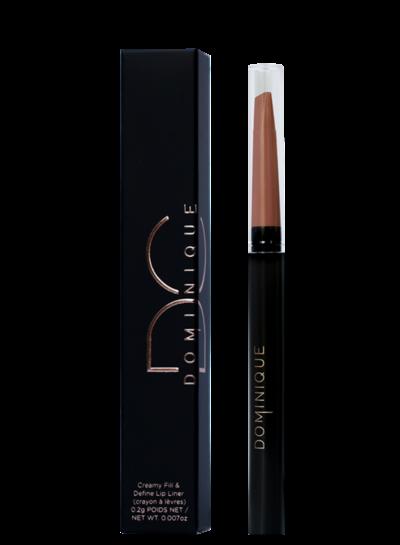 Dominique  Creamy Fill & Define Lip Liner - Nudie