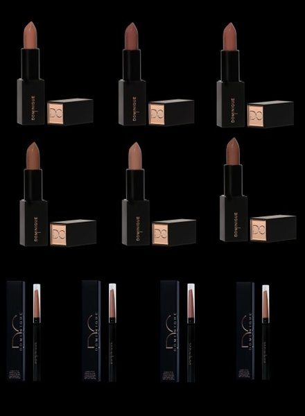 Dominique  Dominique Cosmetics - the Nude Collection