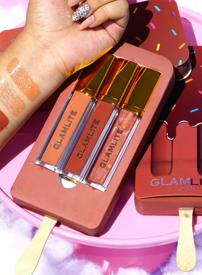 Glamlite Chocolate Popsicle Set