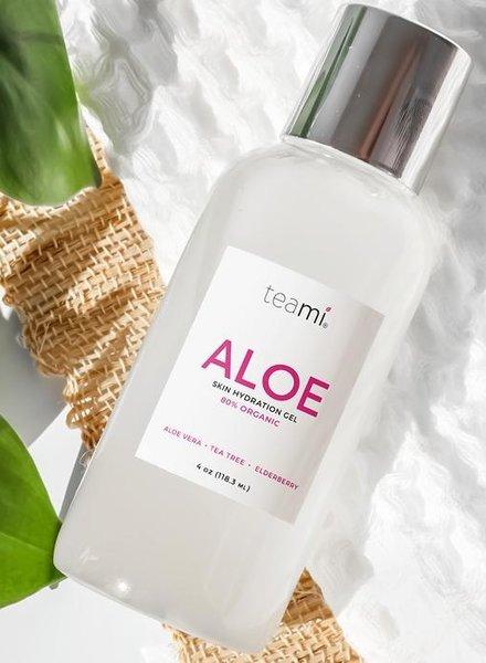 teami Aloe Organic Skin Hydration Gel