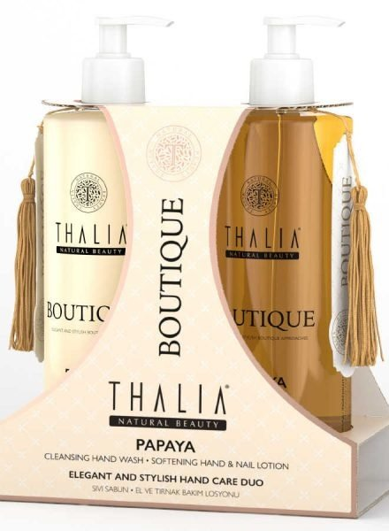 Thalia Beauty Thalia Papaya Handpflegeset Duo 2x 400 ml