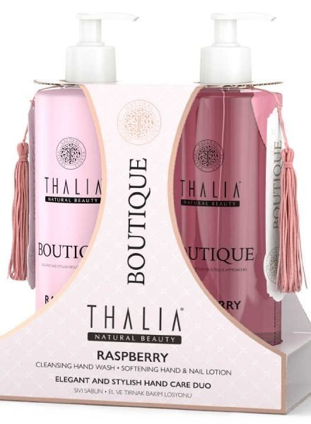 Thalia Beauty Thalia Himbeer Handpflegeset Duo (2x400ml)