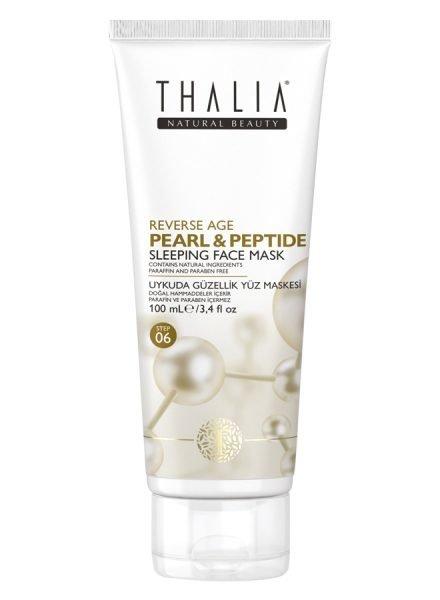 Thalia Beauty Thalia Pearl & Peptide Face Mask 100 ml
