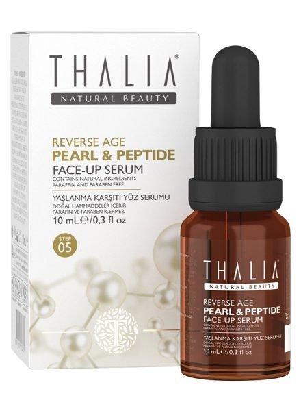 Thalia Beauty Thalia Pearl & Peptide Face up Serum 10ml