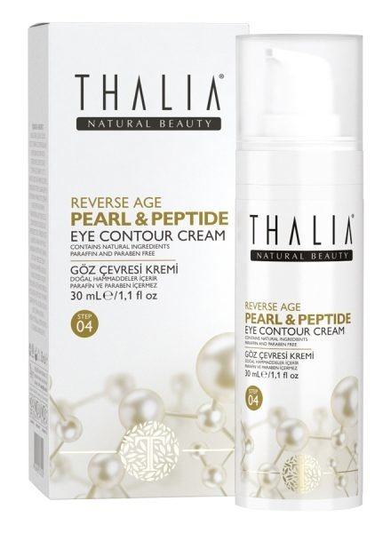 Thalia Beauty Thalia Pearl & Peptide Eye contour cream 30ml