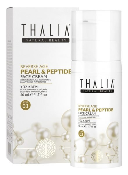 Thalia Beauty Thalia Pearl & Peptide Face cream 50ml