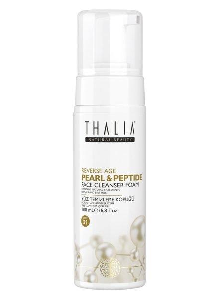 Thalia Beauty Thalia Pearl & Peptide Face Cleanser Foam 200ml