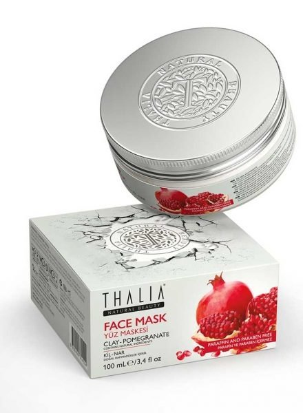 Thalia Beauty Thalia Pomegranate Face Mask 100ml
