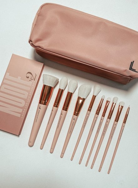Laura Lee L. A. Laura Lee - Full brush set & Nudie No2