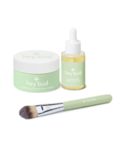Hey Bud Skincare Hey Bud Skincare - Cleanse & Glow Bundle
