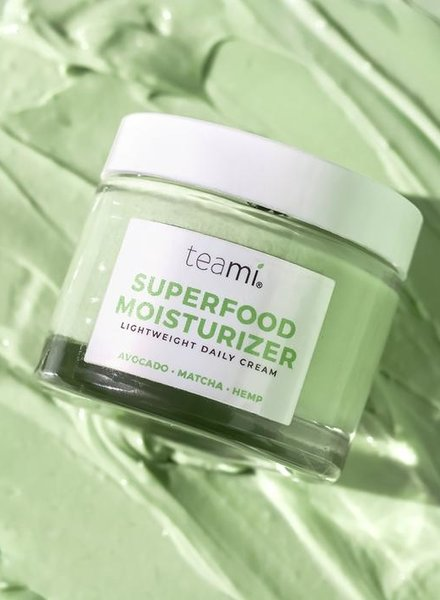 teami Superfood Moisturizer Daily Cream