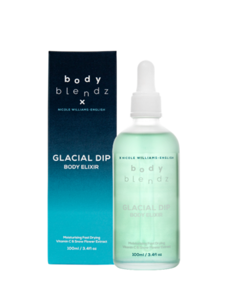 Bodyblendz Glacial Dip Body Elixir
