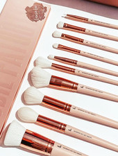 Laura Lee L. A. Laura Lee - Full brush set & makeup bag